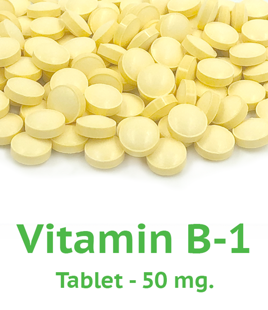 B-1 50 mg Tablet
