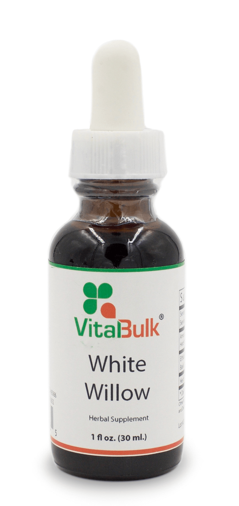 White Willow - 1 Oz. Bottle