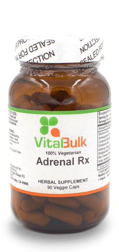 Adrenal RX - 90 Count Bottle