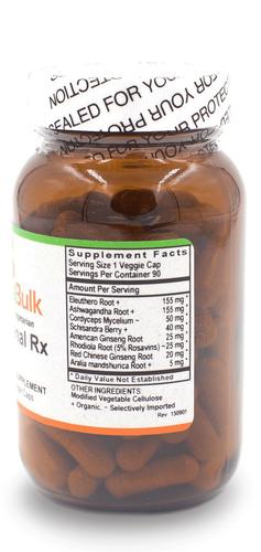 Adrenal RX - 90 Count Bottle