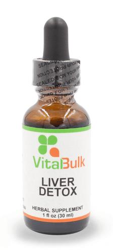 Liver Detox - 1 Oz. Bottle