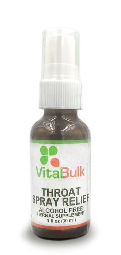 Throat Relief Spray - 1 Oz. Bottle