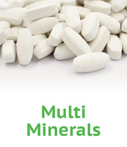 Multi Minerals Tablet