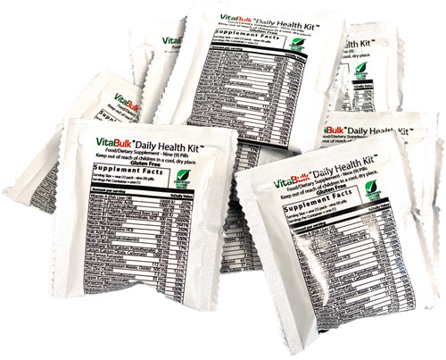 Daily Health Kit 250 Count Box