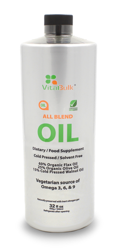 VitalBulk All Blend Oil