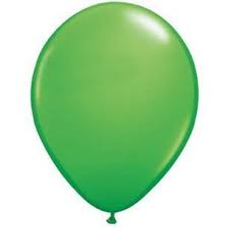 Spring Green Latex Balloon