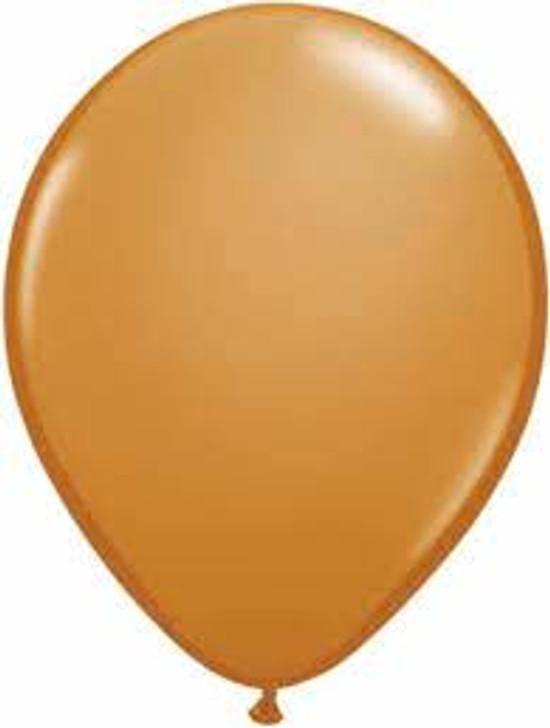 Mocha Latex Balloon