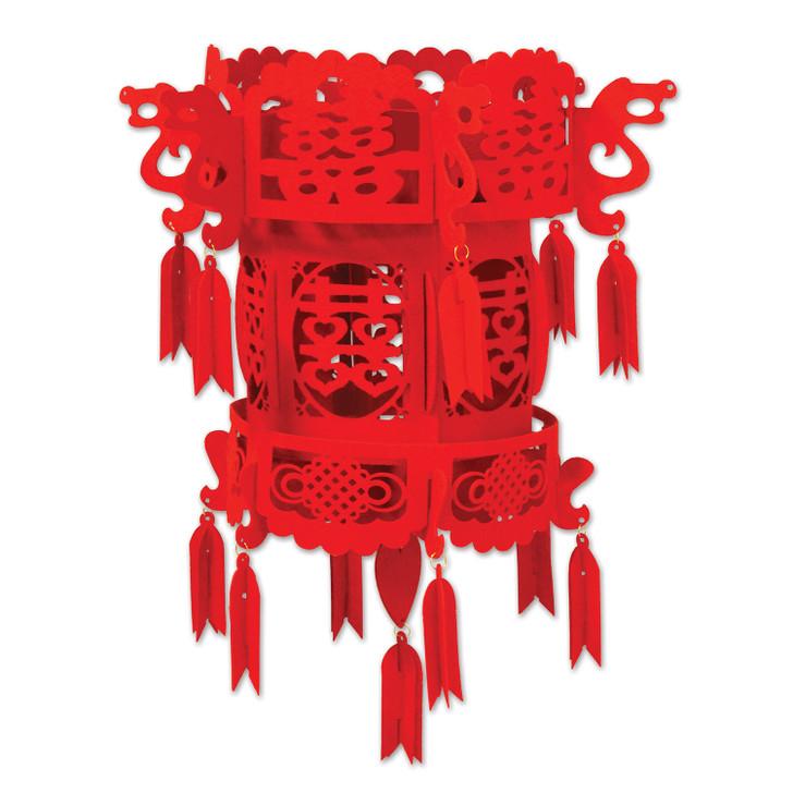 Chinese New Year Chinese Palace Felt Lantern