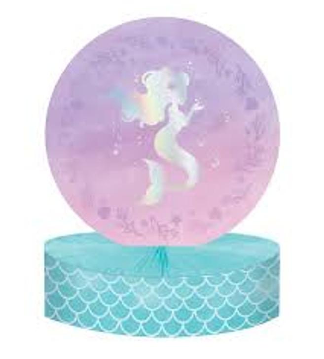Mermaid Shine Centerpiece