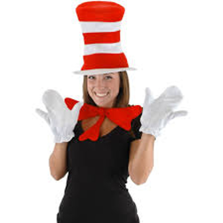 Dr. Seuss Cat in the Hat Accessories Kit - Kid Size