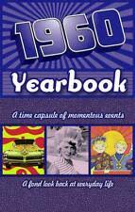 1960 Yearbook A look at events in 1960