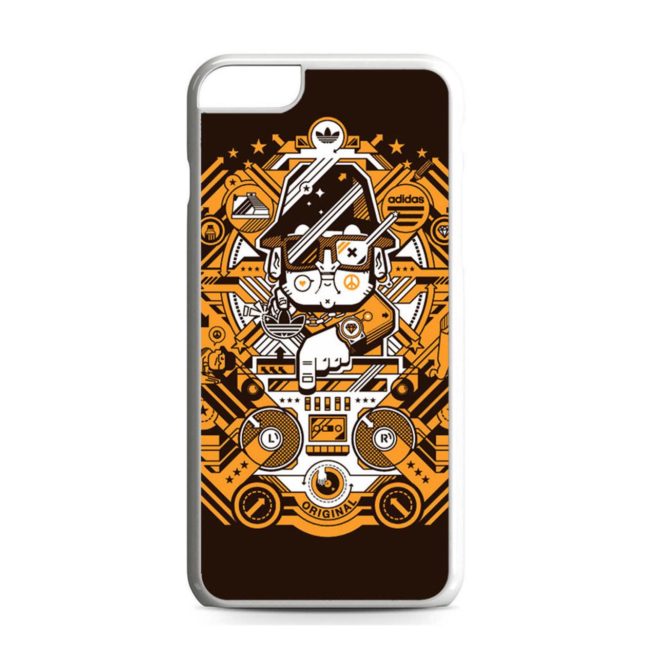 Oh querido recoger Terapia  Adidas Style iPhone 6 Plus/6S Plus Case - GGIANS