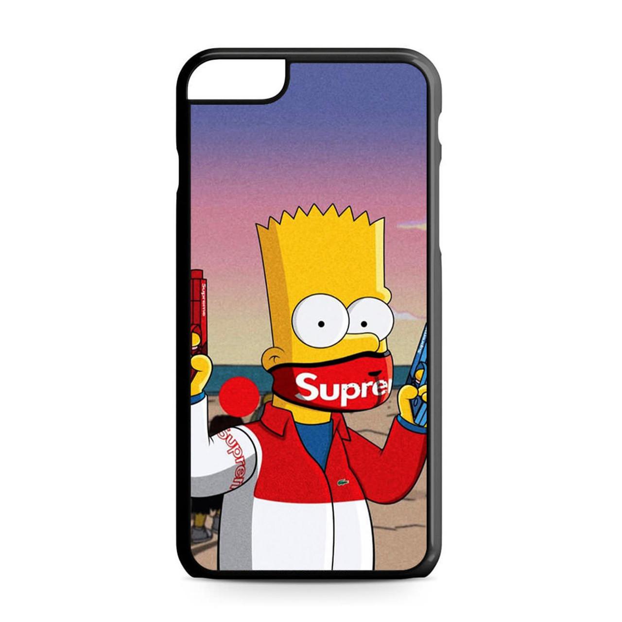 newest 3f01f 4572a Bart Supreme iPhone 6 Plus/6S Plus Case