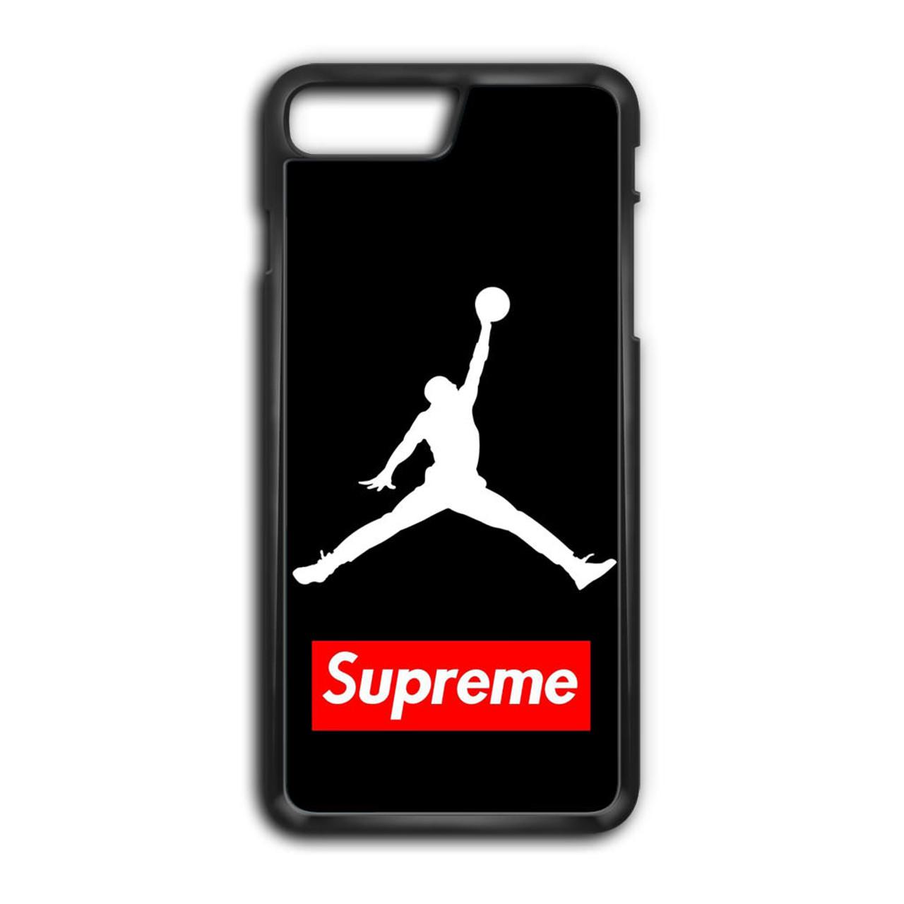 e2569e56bd70 Supreme Air Jordan iPhone 7 Plus Case - GGIANS