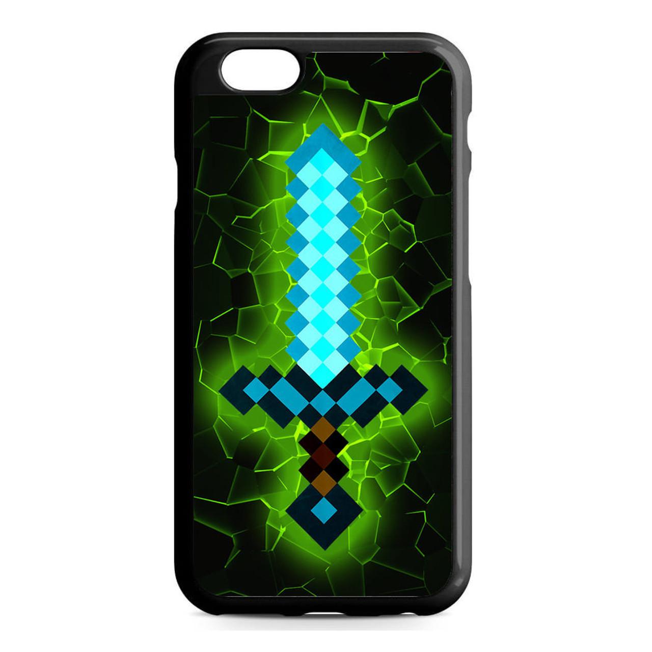 minecraft phone case iphone 6