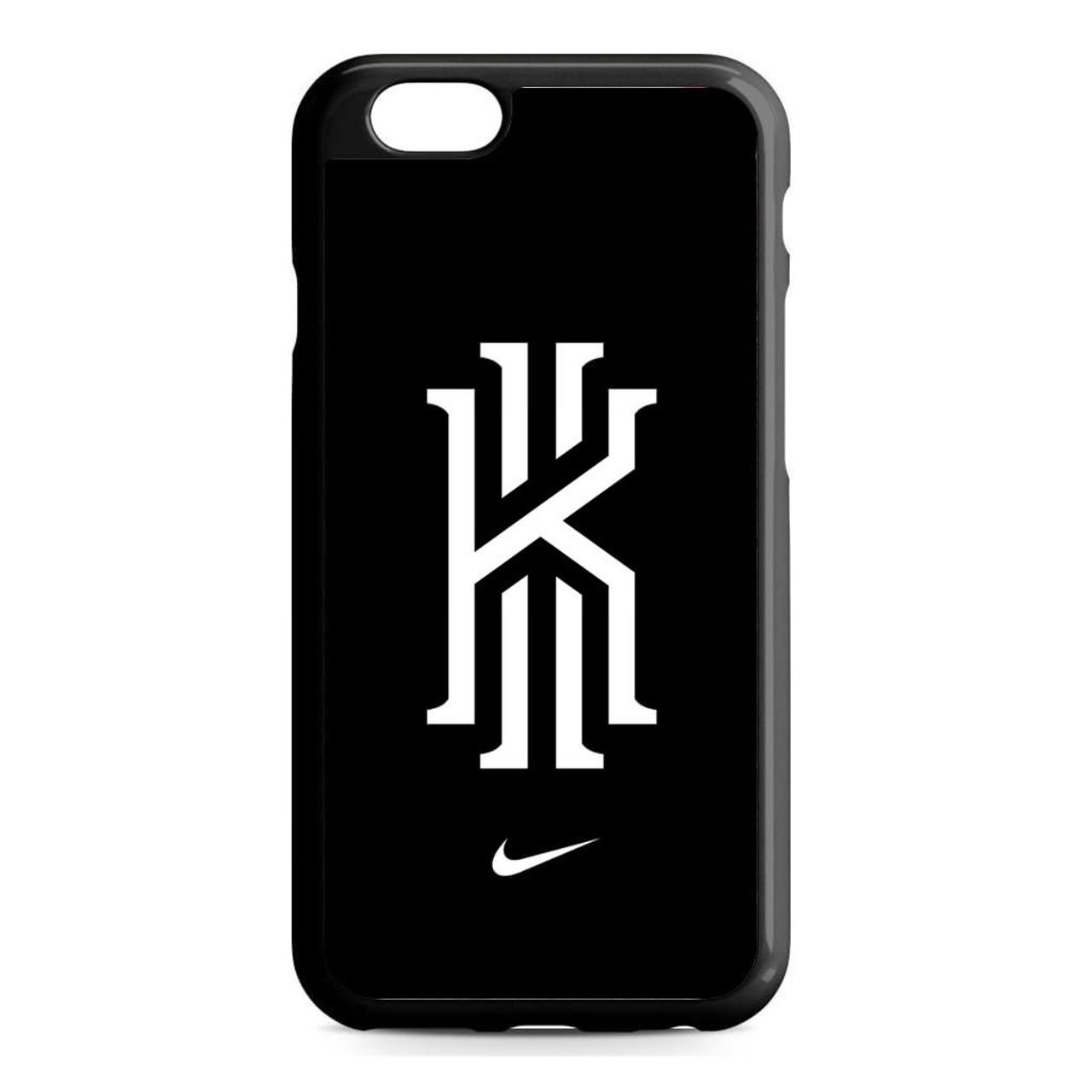 e39c4e8630ce Kyrie Irving Nike Logo Black1 iPhone 6 6S Case - GGIANS