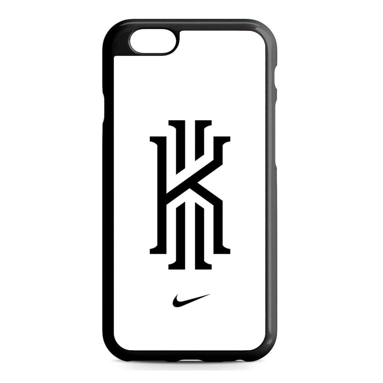 d2d599cddaed Kyrie Irving Nike Logo White1 iPhone 6 6S Case - GGIANS
