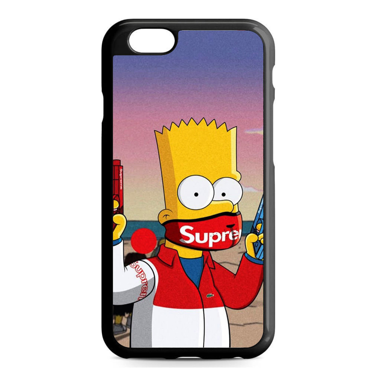 newest ef3e7 0e684 Bart Supreme iPhone 6/6S Case