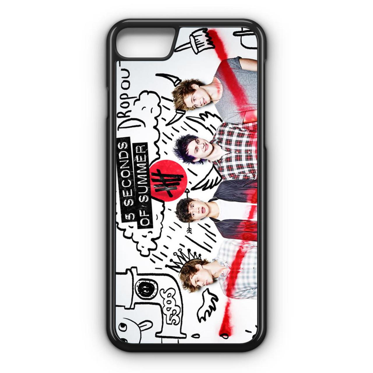 5sos phone case iphone 8