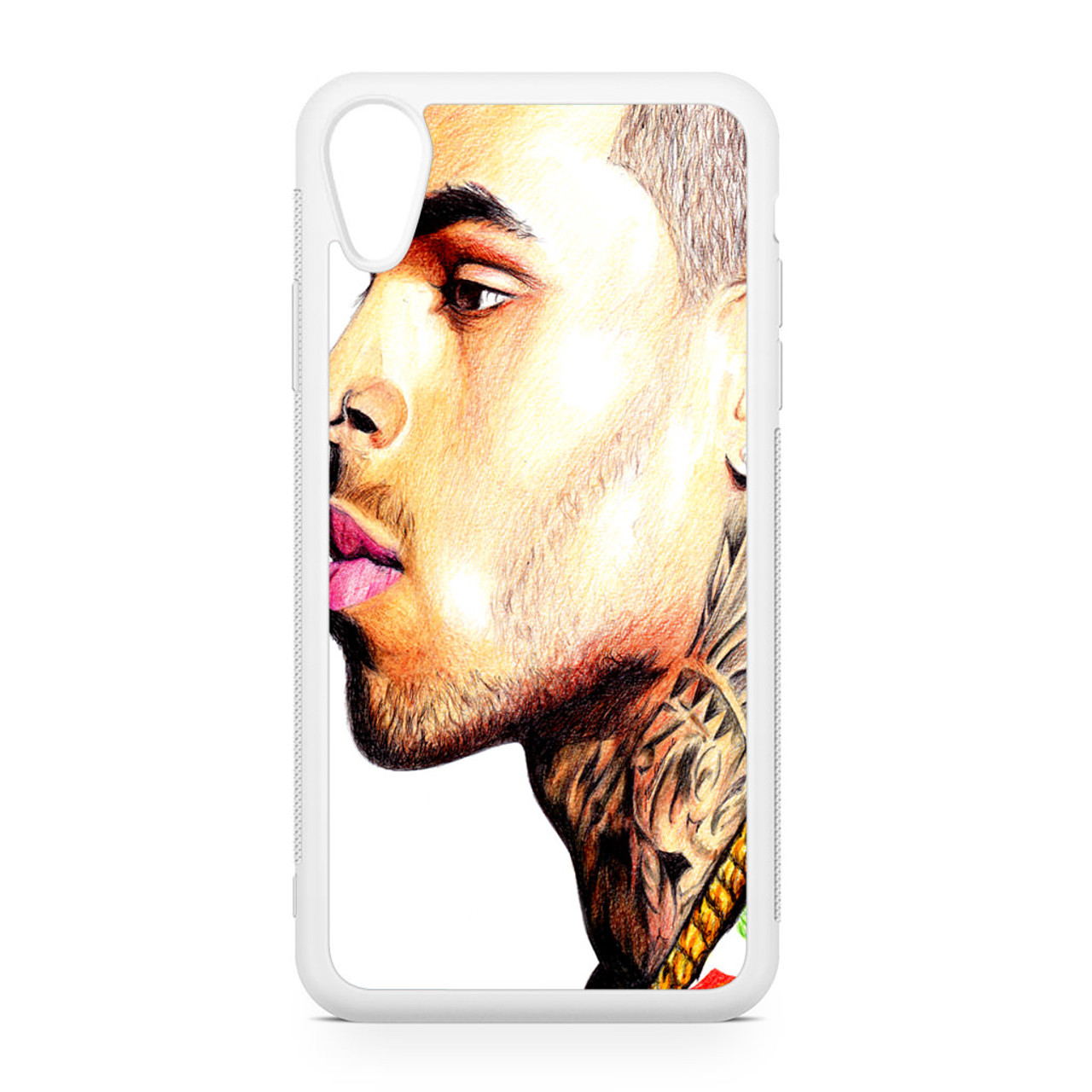 Chris Brown 2 iphone case