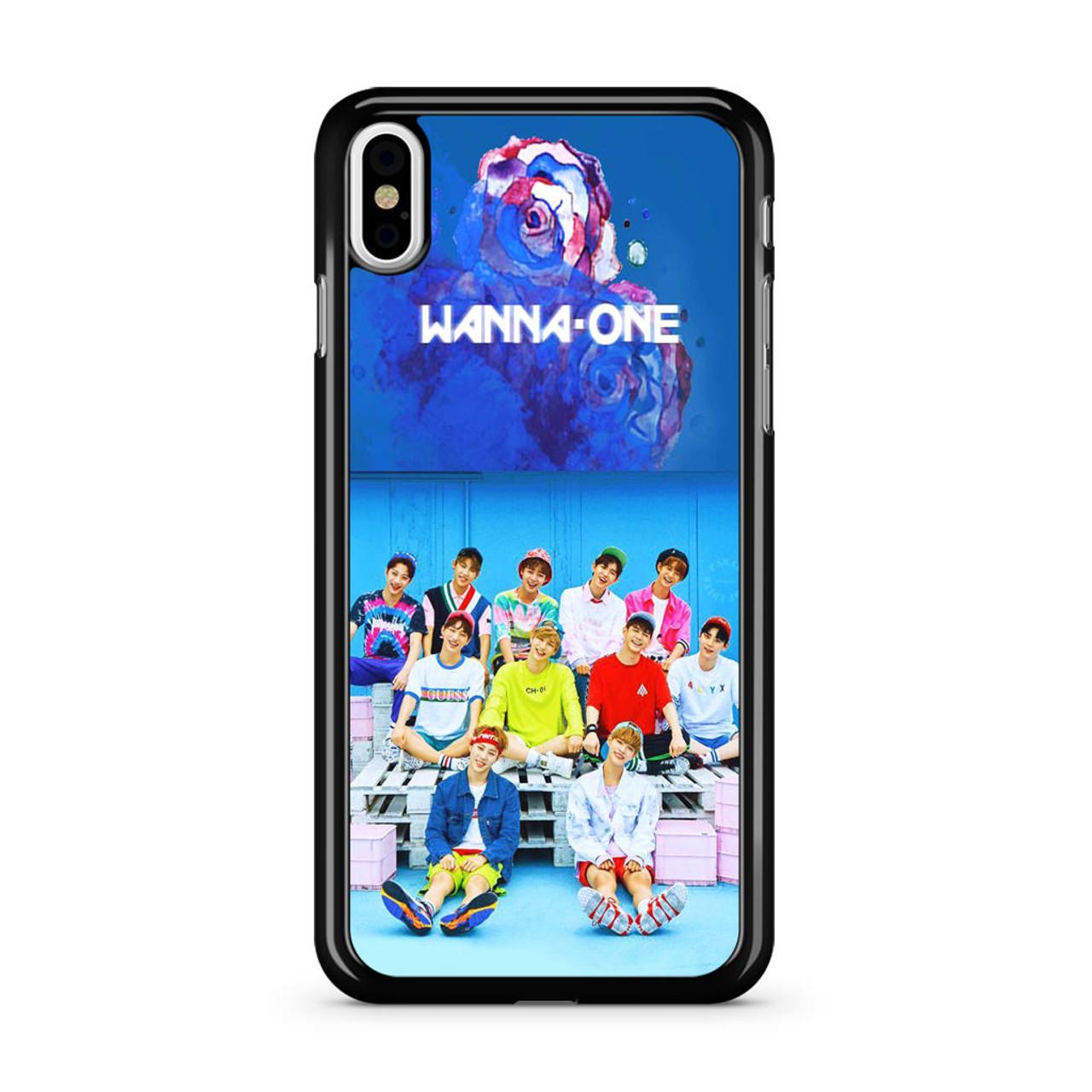 e151ff19f6ff Wanna One iPhone XS Max Case - GGIANS