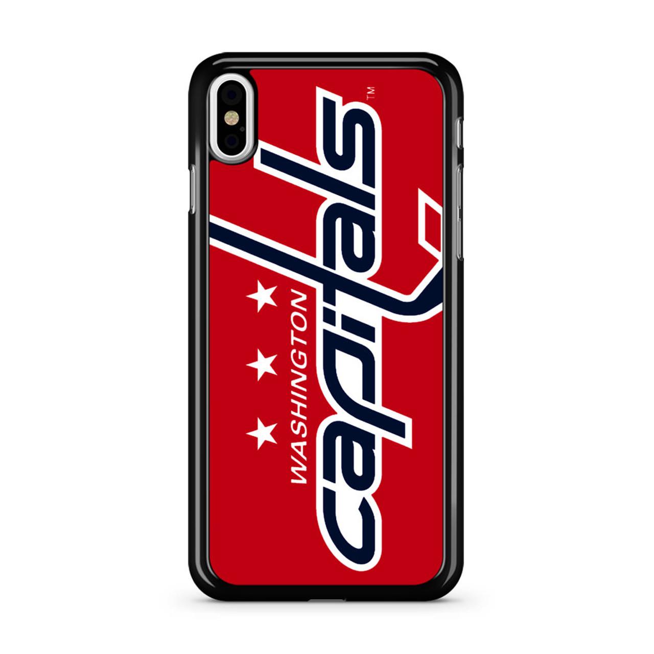 55ed3134f613 Washington Capitals Hockey1 iPhone XS Max Case - GGIANS