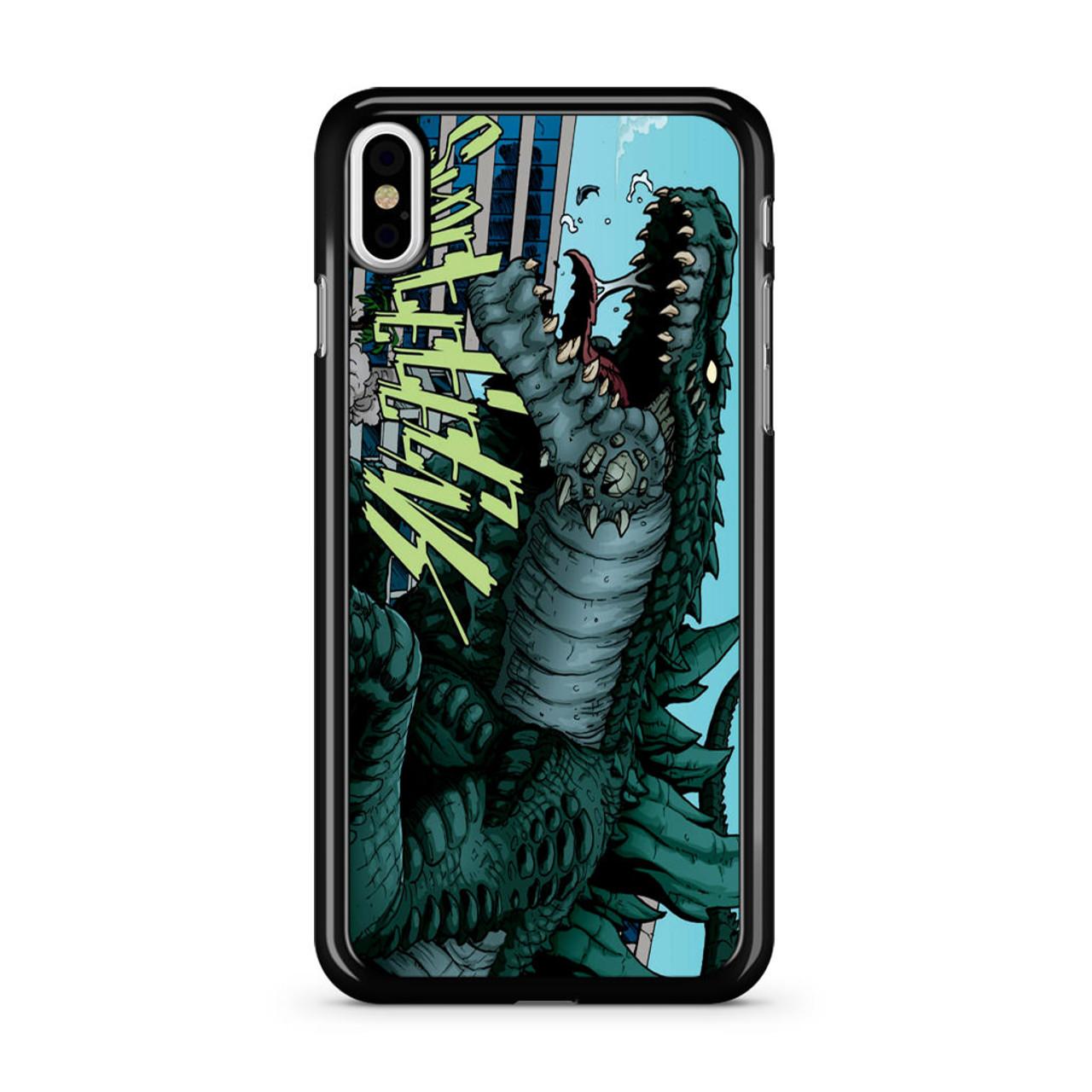 9acb9ec4fbf6 Zilla iPhone XS Max Case - GGIANS