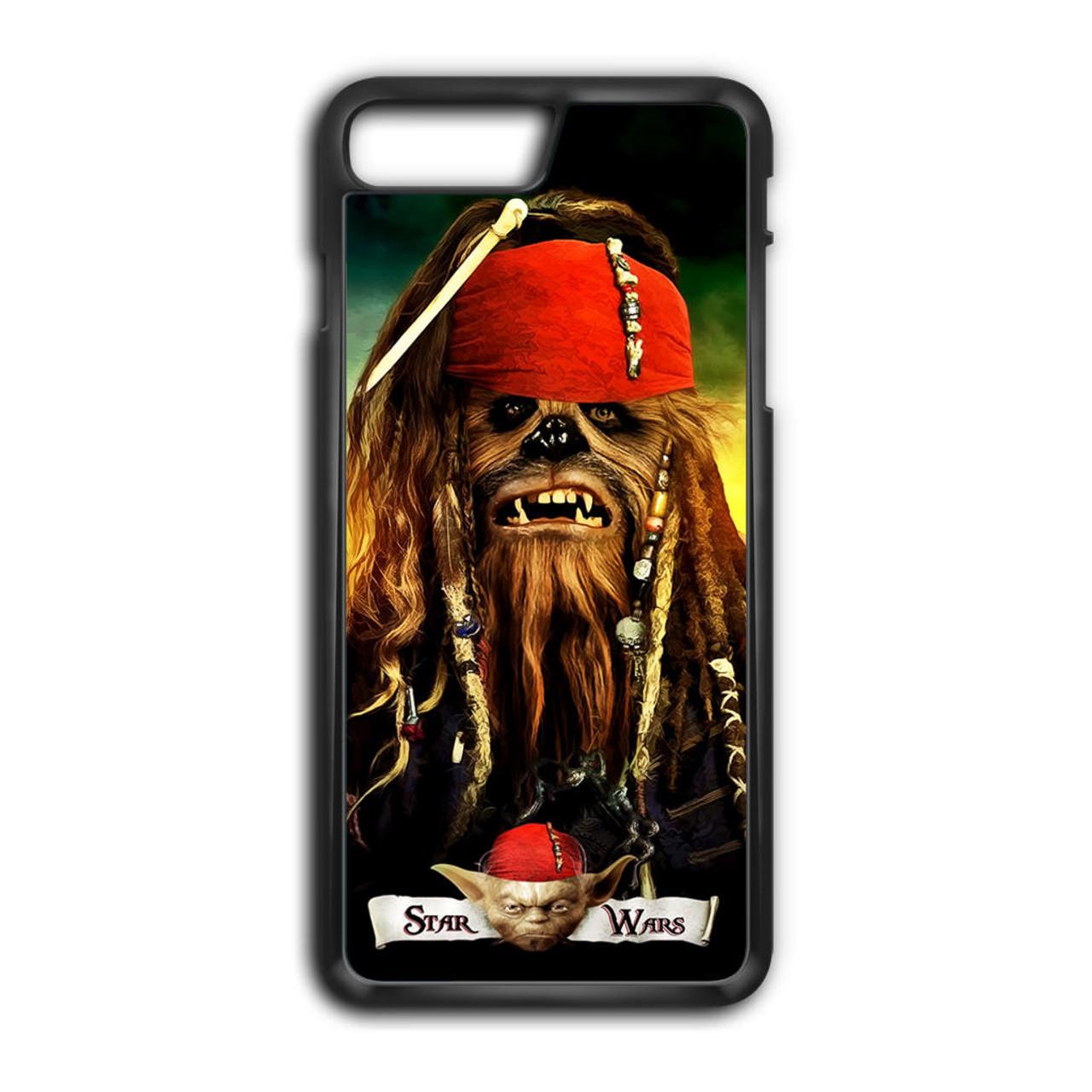 size 40 874e7 0d472 Captain Chewbacca Pirate iPhone 8 Plus Case