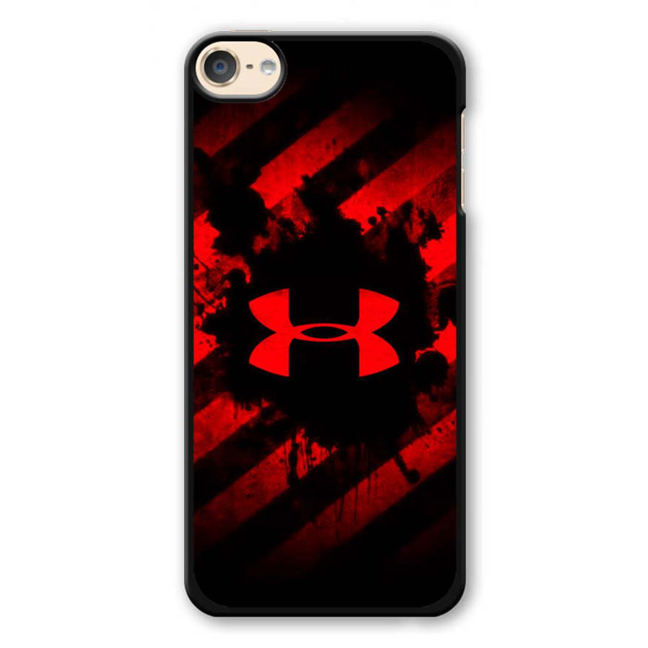 2c647f6b Under Armour Red Art iPod Touch 6 Case