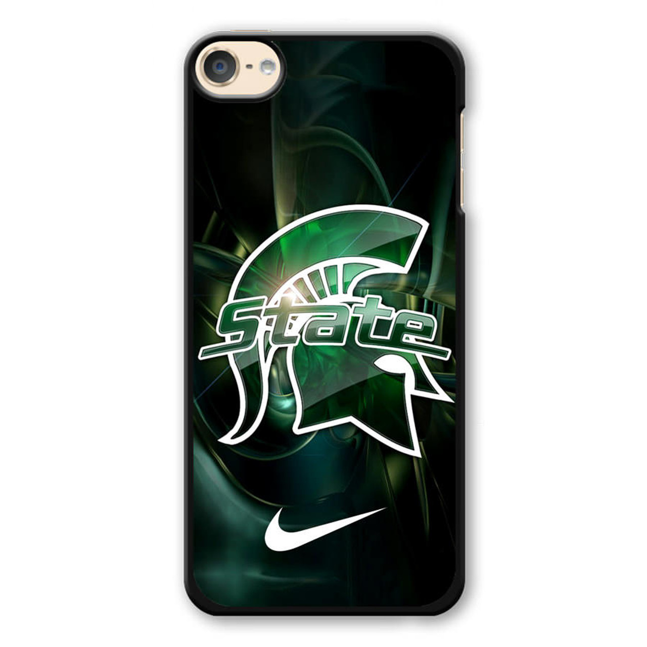 online retailer 9982e fc328 Michigan State Nike iPod Touch 6 Case
