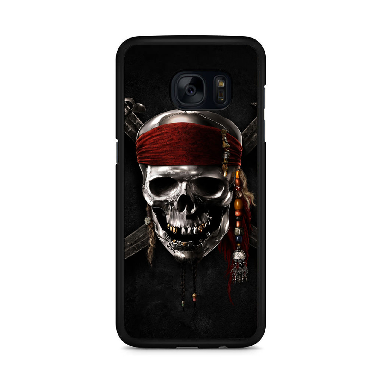 skull galaxy s7 phone case