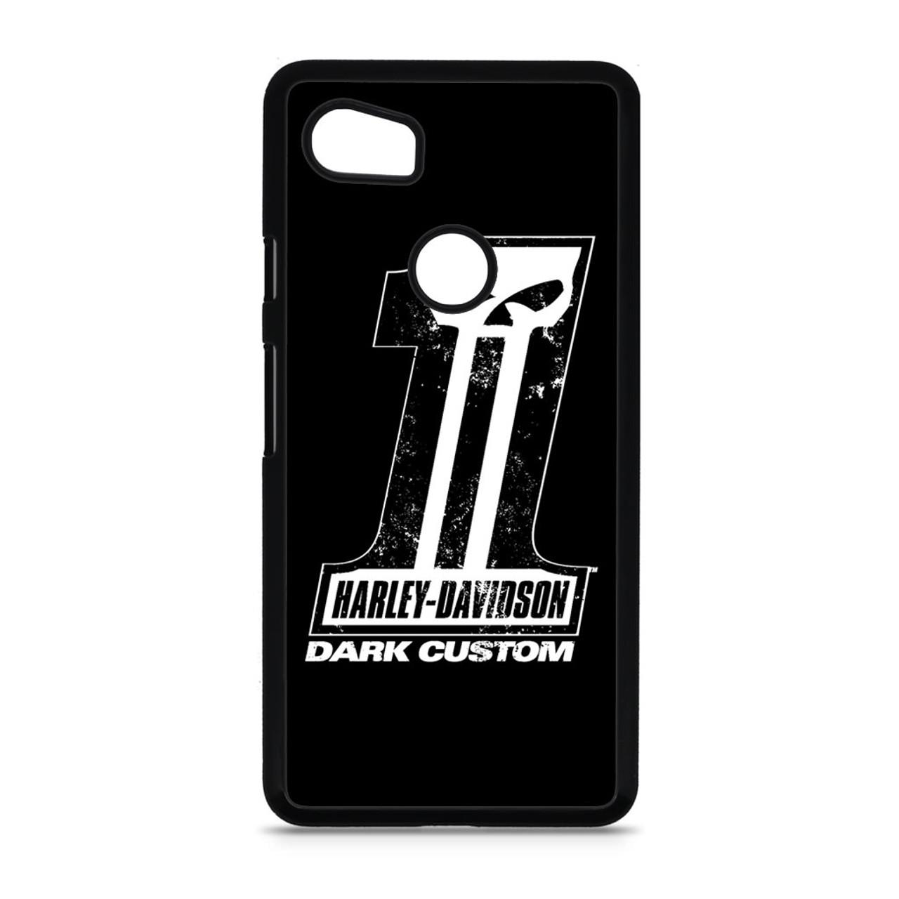 Harley Davidson Dark Custom Google Pixel 2 Xl Case Ggians