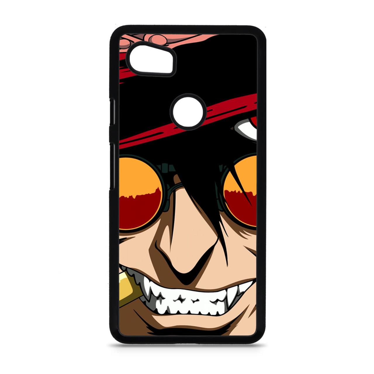 buy online dac63 7f209 Anime Helsing Google Pixel 2 XL Case