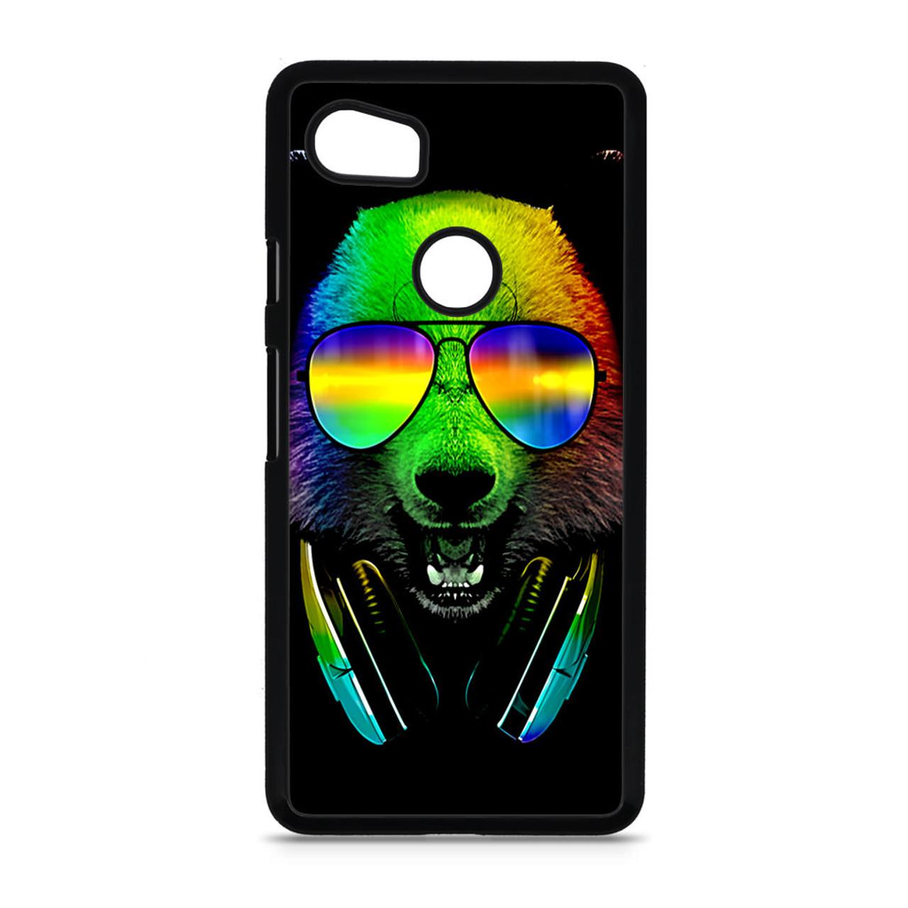detailed look 5c5e4 cf57b Dj Panda Google Pixel 2 XL Case