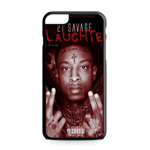 71c7f86d5a7e 21 Savage the Slaughter Tape iPhone 6 Plus 6S Plus Case
