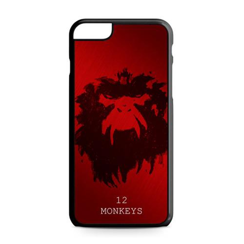 12 Monkeys iPhone 6 Plus/6S Plus Case