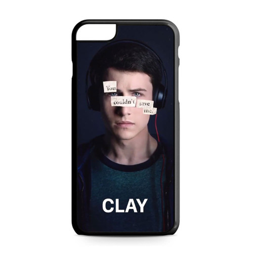 13 Reasons Why Clay iPhone 6 Plus/6S Plus Case