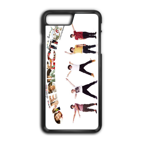 1D One Dreams One Lands iPhone 7 Plus Case