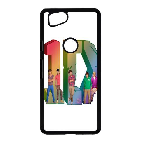 1D Logo Colourfull Google Pixel 2 Case