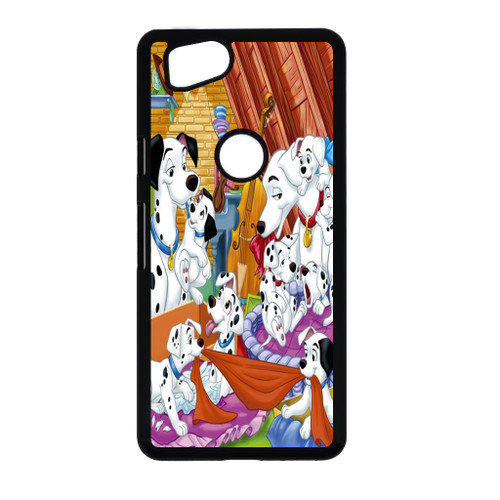 101 Dalmations Family Google Pixel 2 Case