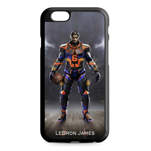Lebron James Nike iPhone 6/6S Case