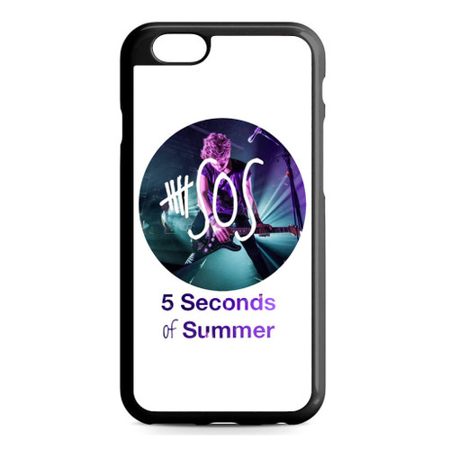 5SOS Luke Hemmings iPhone 6/6S Case