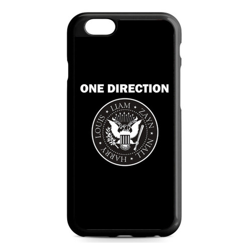 1D Liam Zayn Niall Harry Louis iPhone 6/6S Case
