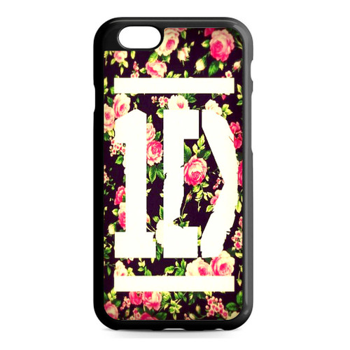 1D Logo Flower iPhone 6/6S Case