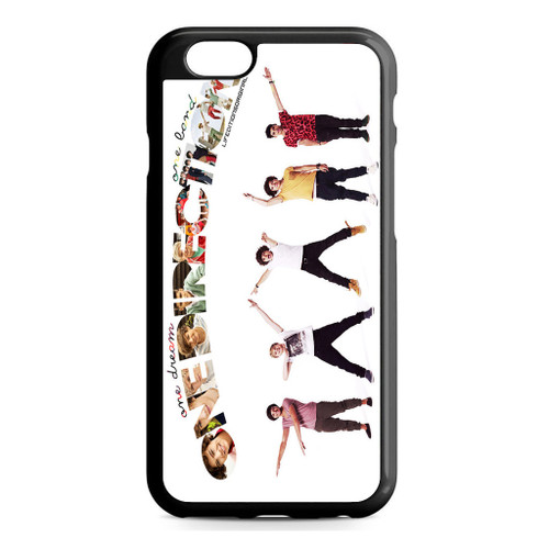 1D One Dreams One Lands iPhone 6/6S Case