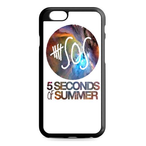 5SOS Nebula Cover iPhone 6/6S Case