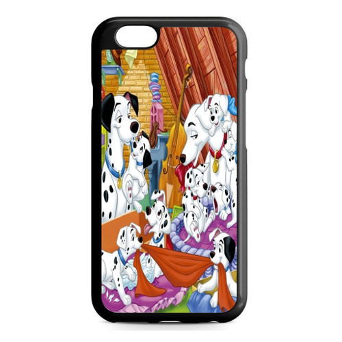 101 Dalmations Family iPhone 6/6S Case