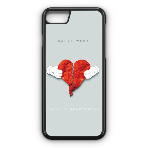 808s Kanye West and Heartbreak iPhone 8 Case