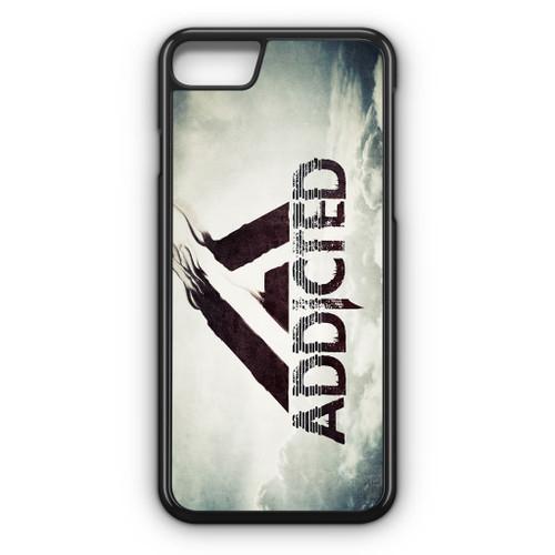Addicted Logo iPhone 8 Case