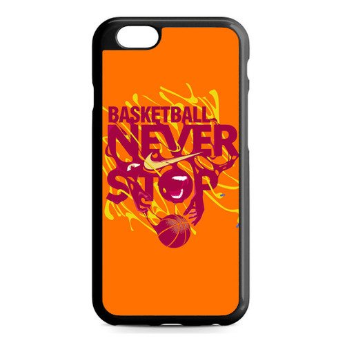 Neverstop Basketball Nike iPhone 6/6S Case